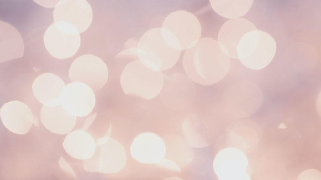 ピンクのキラキラの希望